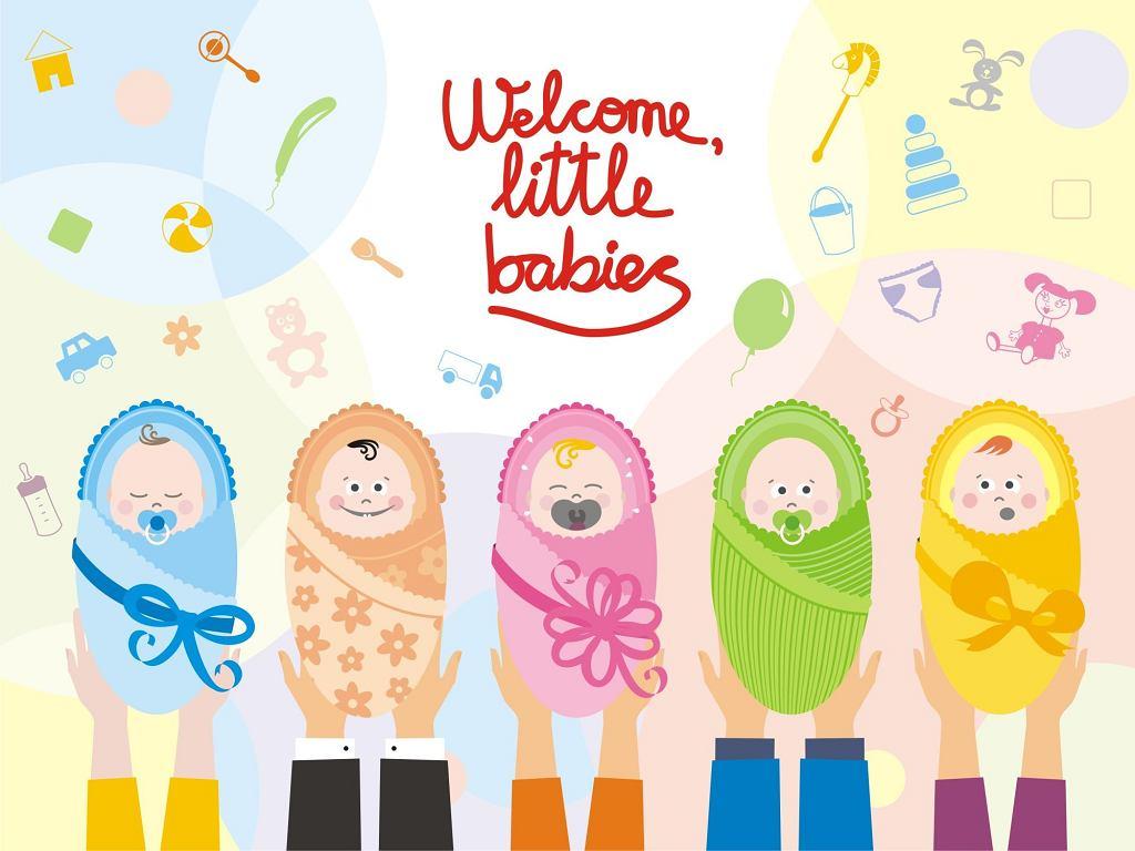 Gratulacje z okazji narodzin dziecka - co powinno się w nich znaleźć?