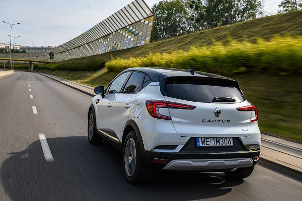 Renault Captur E-Tech Hybrid Plug-in