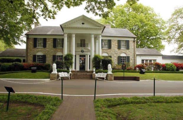Graceland, dom Elvisa Presleya