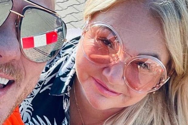 Katarzyna Niezgoda chwali się na Instagramie zdjęciami z ukochanym. Widać, że miłość kwitnie.