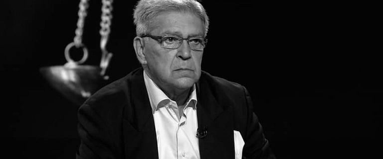 """Mecenas Jacek Kondracki nie żyje. """"Legenda warszawskiej palestry"""""""