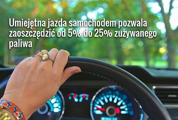 Ecodriving, czyli oszczędna jazda samochodem