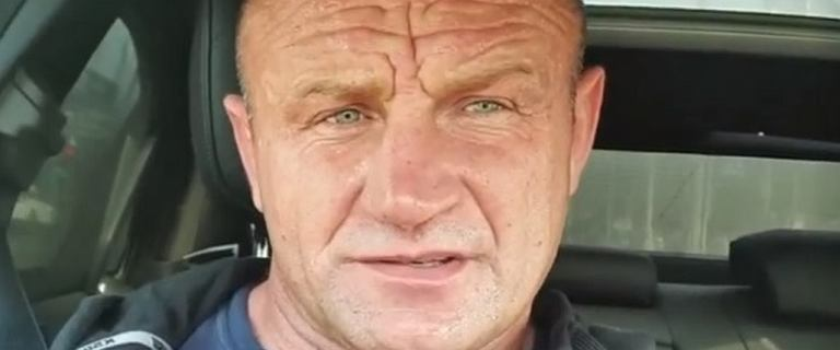 """Mariusz Pudzianowski apeluje do rządzących. """"Oszczędź pan wstydu"""""""