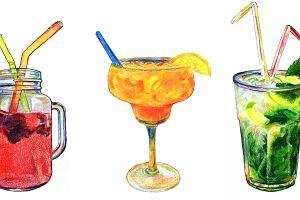 Drinki bezalkoholowe - kolorowe, warstwowe. Jak zrobić drinki bez alkoholu?