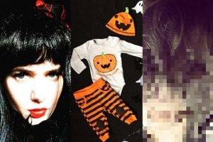 Dynie, upiorne maski i dziwaczne przebrania. Gwiazdy świętują Halloween, a zdjęcia pokazują na Instagramie i Facebooku. Niektórych kreatywność nas zadziwia. Wspaniała grafika Brangeliny, przerażająca maska Renaty Kaczoruk i wspaniała stylizacja Karoliny Malinowskiej jako femme fatale to tylko niektóre z propozycji. Zobaczcie sami!