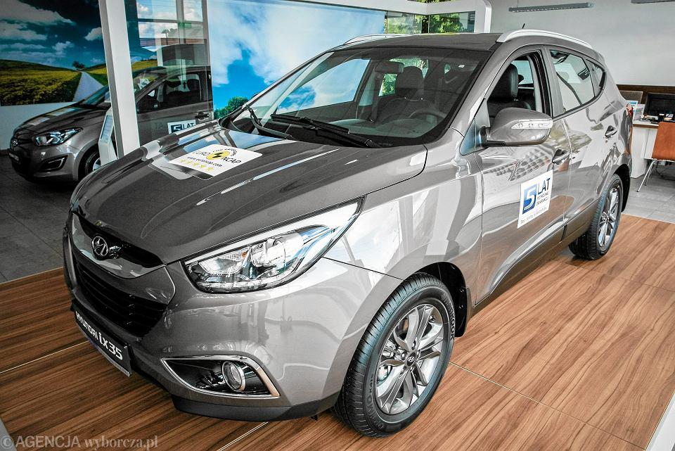 Hyundai ix35 - SUV
