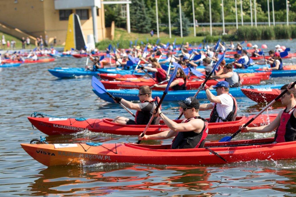 2. Poznań Canoe Challange
