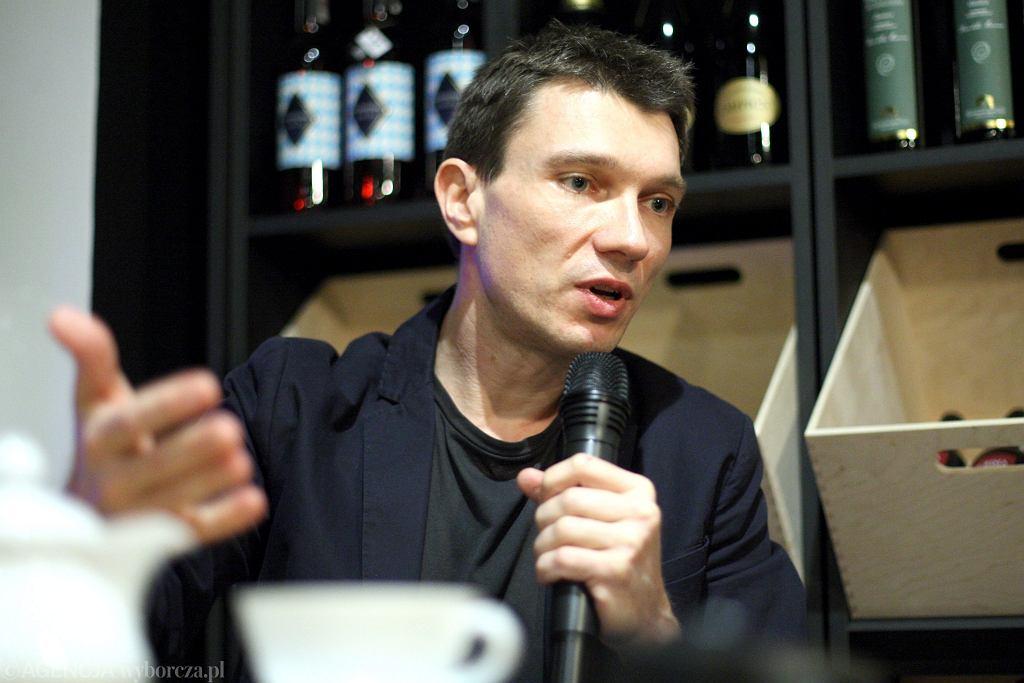 Grzegorz Sroczyński nagrodzony 'Złotym Prusem'