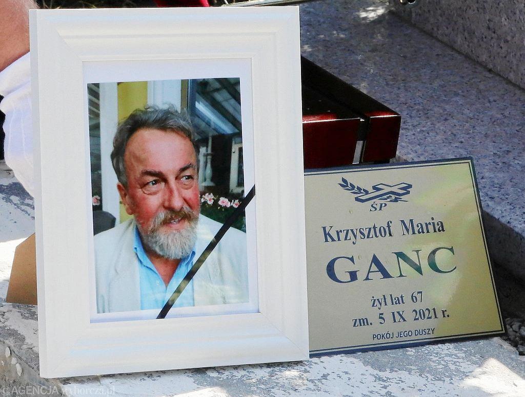 Pogrzeb Krzysztofa Ganca