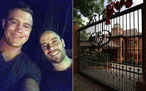 Selfie Pistoriusa i luksusowa willa