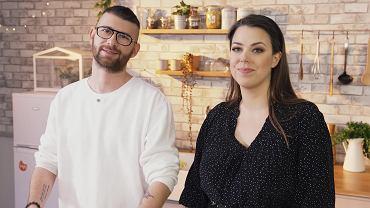 Tomasz Pazdyk i Adriana Marczewska