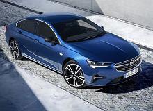 Nowy Opel Insignia na pierwszych zdjęciach. Czas na lekkie odświeżenie modelu