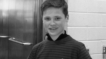Nie żyje tancerz baletu, Jack Burns. 14-latek był nazywany