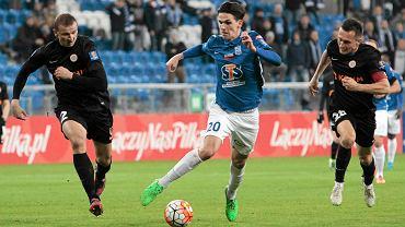 Lech Poznań - Zagłębie Lubin 1:0 w Pucharze Polski. David Holman