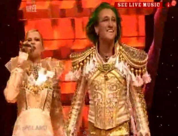 Ich Troje na Eurowizji w 2006