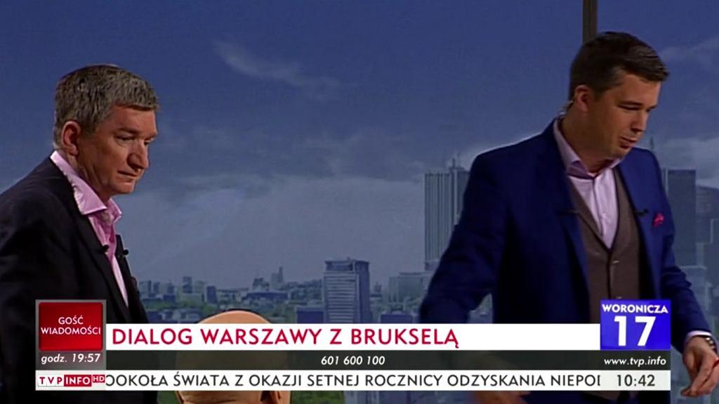 Jerzy Wenderlich, Michał Rachoń