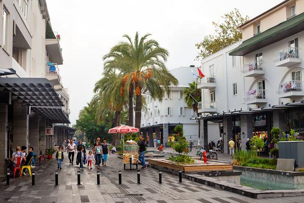 Miasto Kemer w Antalyi