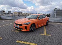 Kia Stinger GT - opinie Moto.pl. W końcu grzmi
