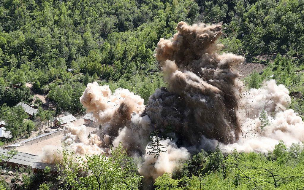 Poligon jądrowy w Korei Północnej