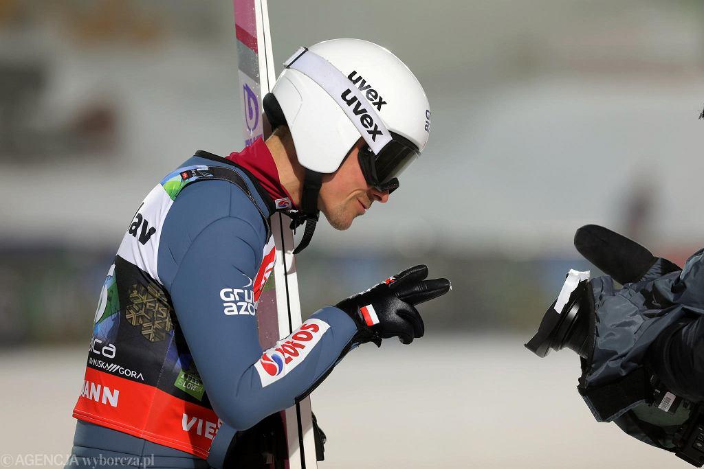 MŚ w lotach narciarskich Planica 2020. Piotr Żyła