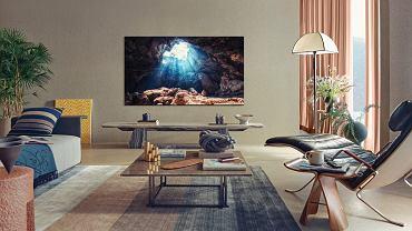 Telewizor Neo QLED.