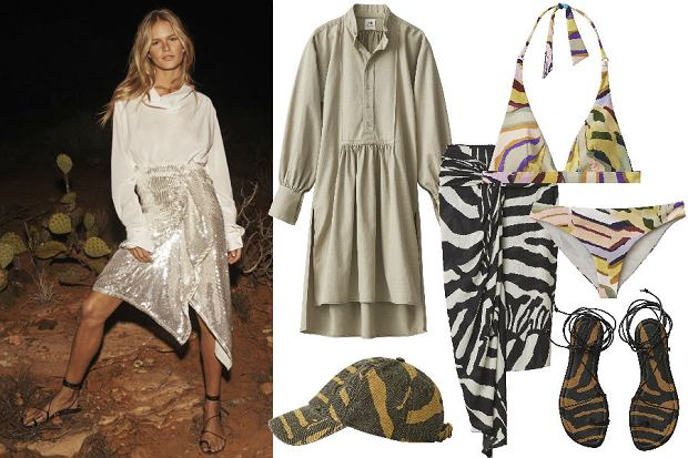 Wybrane elementy z wiosenno-letniej kolekcji H&M Studio