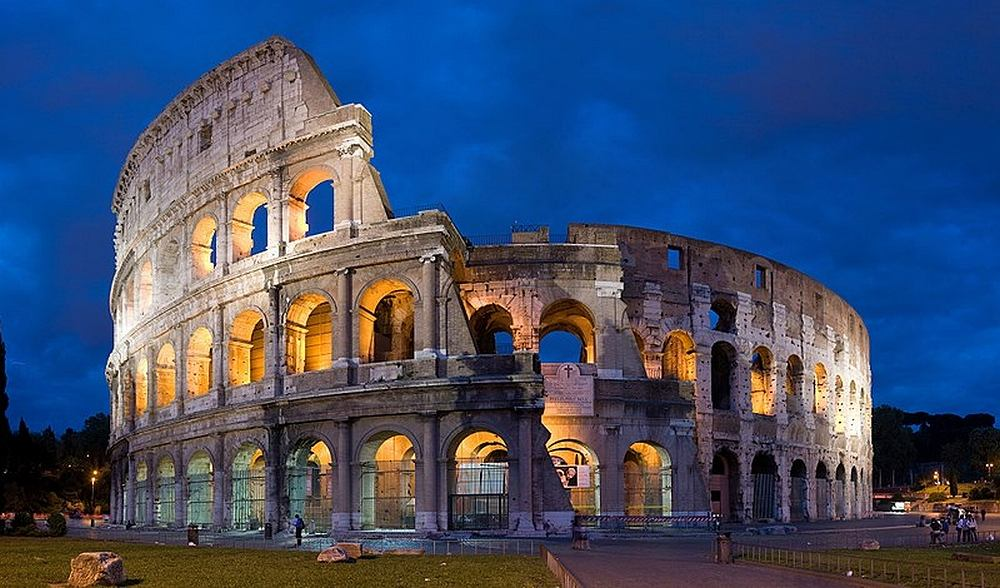 Colosseum, Rzym / Wikimedia Commons