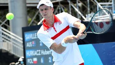Trudne zadanie Huberta Hurkacza w III rundzie Indian Wells. Gdzie i o której obejrzeć? [Transmisja TV, stream online]