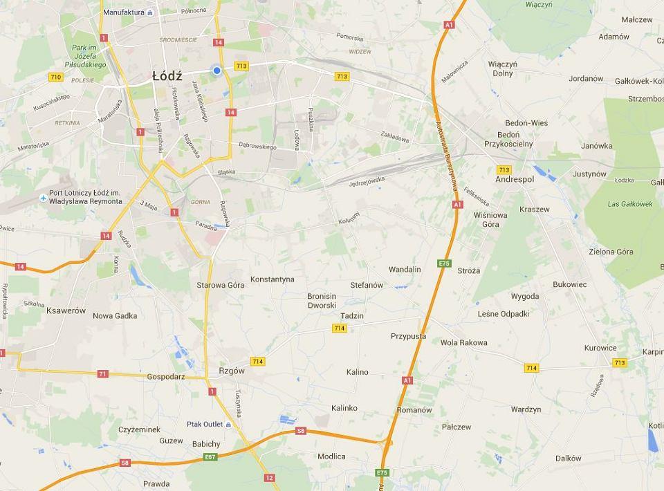 Autostrada A1 Na Google Maps Juz Cala Ale Street View Niepredko