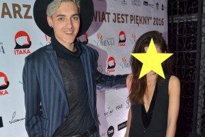 Radek Pestka i blogerka Style One