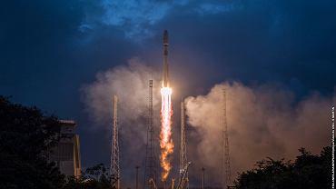Pierwszy start rosyjskiej rakiety z satelitami OneWeb