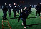 Trzech nowych zawodników na pierwszym treningu ŁKS