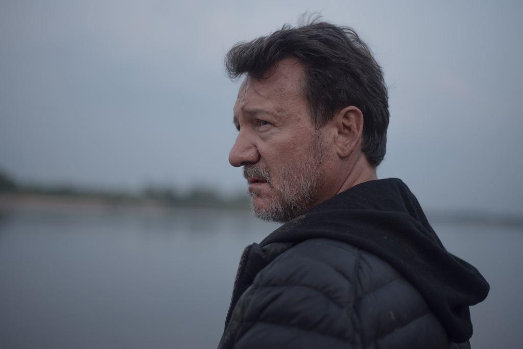 Robert Więckiewicz w serialu 'Odwróceni'