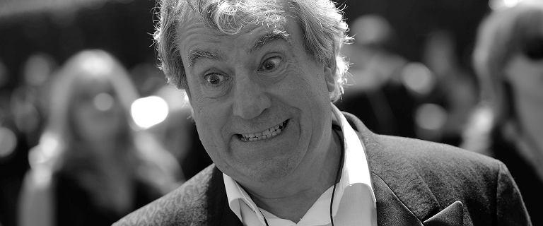 """Nie żyje gwiazda """"Latającego cyrku Monty Pythona"""". Terry Jones miał 77 lat"""