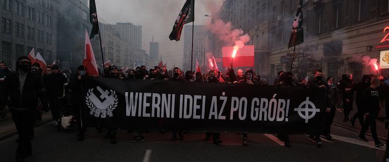 Aktywistki zajęły trasę Marszu Niepodległości. Jest oświadczenie