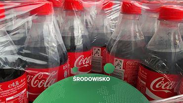 Coca-Cola nie chce rezygnować z plastiku, bo konsumenci wciąż go lubią