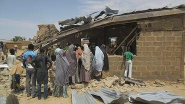 Niedzielny atak na kościół w Nigerii