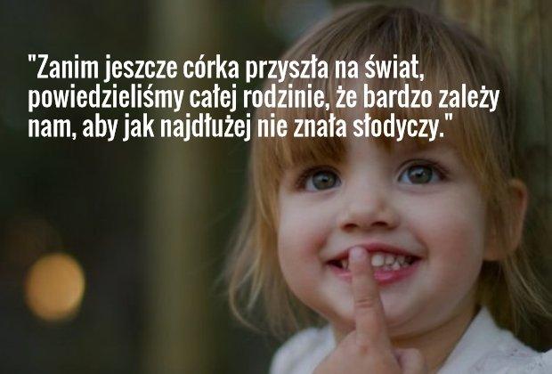 Dzieci i słodycze