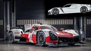 Toyota GTR010 i Toyota GR Super Sport