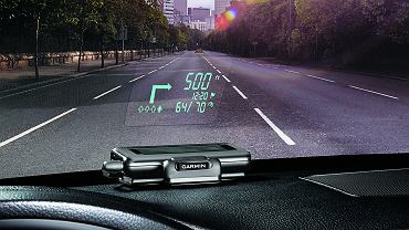Garmin Head-Up Display