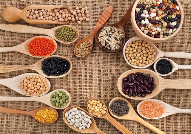 Jednym ze źródeł witaminy B1 są warzywa strączkowe