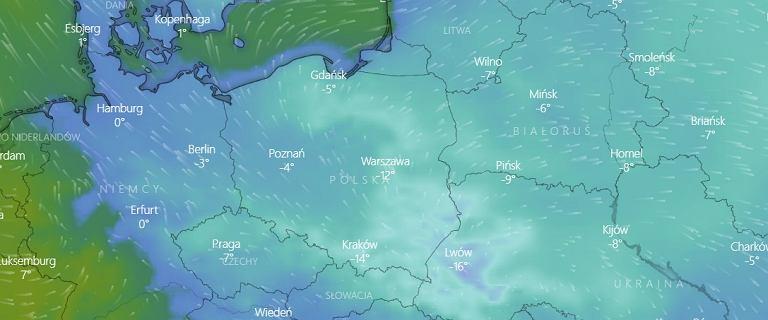 Zima w Polsce jeszcze się pojawi. Fala mrozu w trzeciej dekadzie lutego
