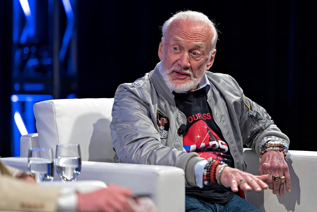 Buzz Aldrin na South by Southwest Music Festival