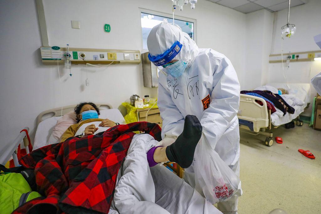 Epidemia koronawirusa z Wuhan