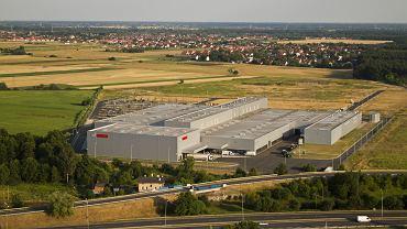 Fabryka układów hamulcowych Bosch w Mirkowie koło Wrocławia