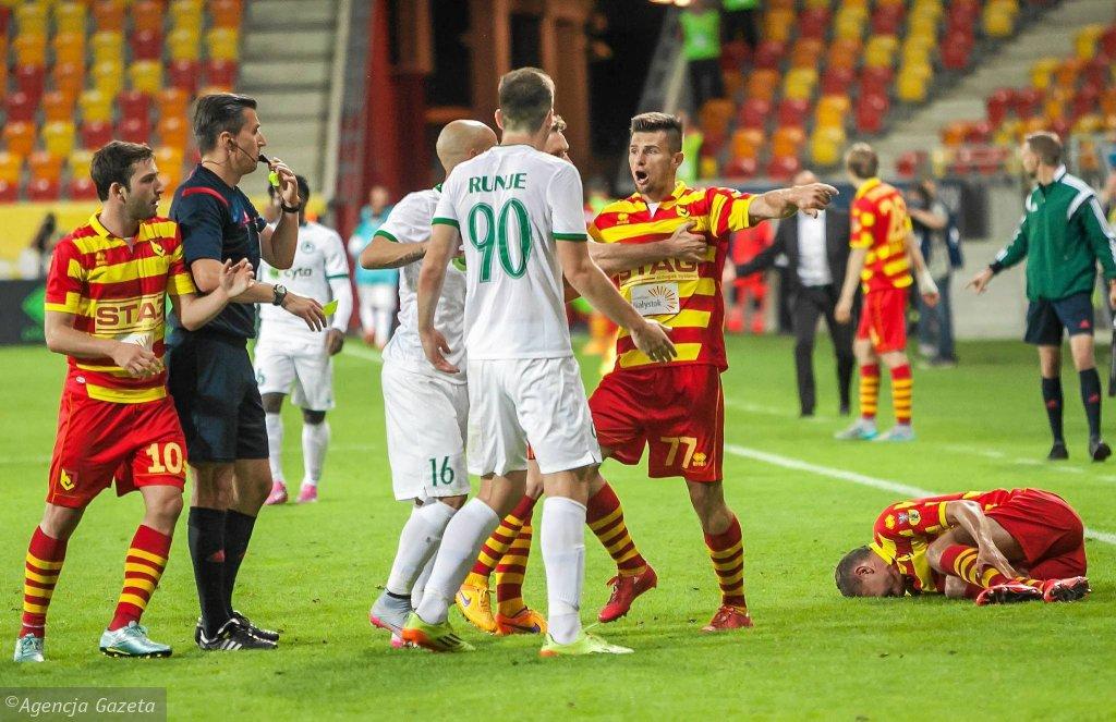 Jagiellonia - Omonia Nikozja 0:0