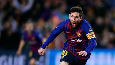 Leo Messi najlepszy piłkarz 2019 według FIFA