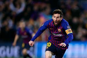 4ff80faac Lionel Messi poczarował i przełamał klątwę. Barcelona chce powetować swoje  niepowodzenia