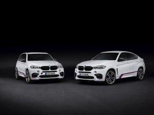BMW X5 M i X6 M z pakietem M Performance | Więcej M w M