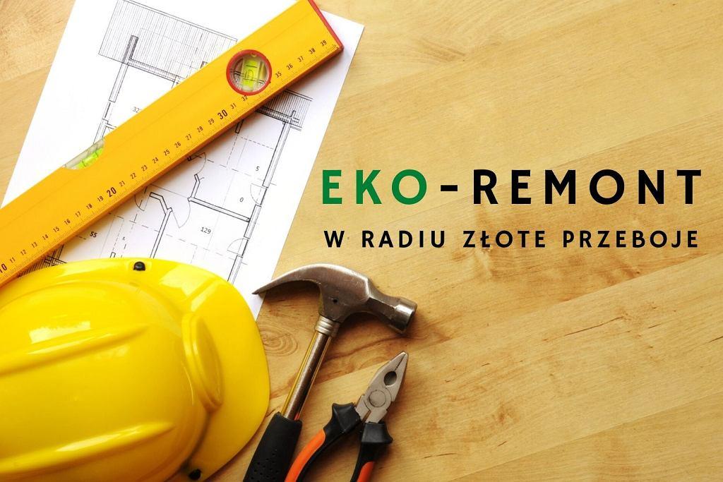 Eko-remont w Radiu Złote Przeboje